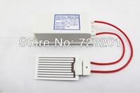 Wholesale LF AC110v g ozone generator ceramic plate power supply air purifier disinfector freshens stale air eliminates odors W PLug DIY We