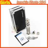 itaste 134 - Innokin Itaste Mini E Cigarettes Innokin Itaste with iClear Atomier Compatiable with iClear10 iClear16 iClear30 Black Silver Color