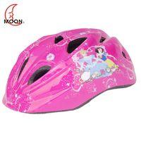 Wholesale MOON Kids Bicycle Helmet Breathable PC EPS Ultralight Children Cycling Helmet g Kids Bike Helmet CE Certification
