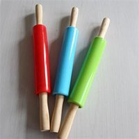 Wholesale Baking Fondant Paste Stick Rolling Pin Sugarcraft Tools Baking Tool Rolling Pins