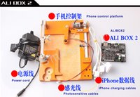 ali support - 2015 NEW Ali box2 repair Fixture for iphone screen password reader support iOS for iPhone s c s screen touch id