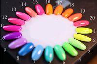 Cheap Pinks bk Nail Polish Best Nail Polish Luminous glow in the dark polish