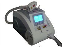 Wholesale 1064nm nm laser tattoo removal machine Q Switchd nd yag laser hair removal Spots Removal pigmentation Removal beauty equipment