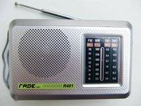 Wholesale Old portable radio Portable Radio Mini quad band effect