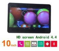 Cheap phablet 10inch WCDMA 3G Phone Call tablet pc Dual Core 1.2Ghz android 4.4 phone call GPS bluetooth Wifi Dual Camera with SIM Card