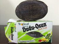 african black soap - Hot Selling Dudu Osun African Natural Handmade Black Soap g
