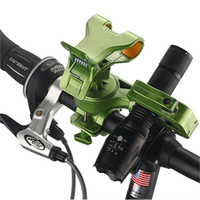 Wholesale Bike Bicycle Motorcycle Handlebar Black Plastic Mount Holder Cradle For G GPS For GPS Navigation BZ873445