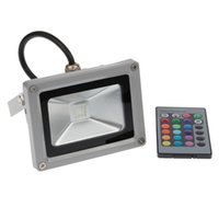 Wholesale 10W W W W RGB LED Outdoor Flood lights led Floodlight Outdoor Landscape Lighting For Garden Street