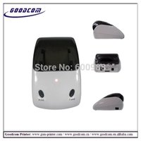 Wholesale Goodcom GT4000S Mini Mobile Message Printer Auto Printing Terminal SMS GPRS Message Printer