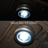 bathroom tent - 4 Led Touch Lampada Outdoor Lampe Camping Tent Lamp Lighting Emergency Car Patted Lights For Traveling Bathroom