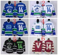 alexandre burrows - Factory Outlet Alexandre Burrows Vancouver Canucks Hockey Jerseys Alexandre Burrows Jersey Home Blue th White Black Ice Red Cheap Jer