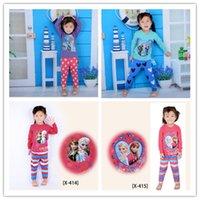 Cheap Girl children Pajamas Best Spring / Autumn Long kids Leisure Wear