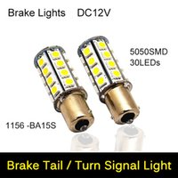 Wholesale 1156 BA15S LED Car light SMD LEDs LED lamp Bulb DC V use Brake turn signals Reverse lights