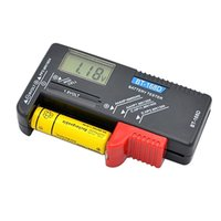 Wholesale Digital LCD Battery Tester Volt Checker For V V AA AAA Cell BT D