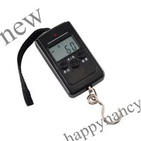 Wholesale HOT HQ NEW Kg Pocket Portable Electronic Digital Hanging Household Scales Fishing Hook Scale