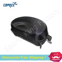 Wholesale Copozz Ski goggles box mirror box waterproof compression dust sand prevention protection ski glasses Portable box with Hook