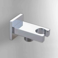 Cheap Not Pull Out Spray Toilet Bidet Faucet Best Silver Bathroom Toilet Room Bathroom Shower Accessories