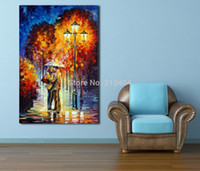 Cheap One Panel Canvas Print Painting Best Oil Painting Abstract Palette Knite Oil Painting