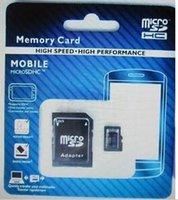 al por mayor tarjeta sd 16gb envío libre-16GB 32GB 64GB 128GB 256GB Micro SD Tarjeta SDHC SDXC USH-1 Class10 TF tarjeta Micro SD Card + SD adaptador con el paquete al por menor envío gratis