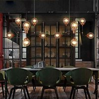 art modes - Retro Art Modo Pendant Lights LOFT Vintage MODO Chandeliers Mode Pendant Lamps Art Deco