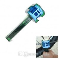 Wholesale multi function bicycle washes a chain machine deep green