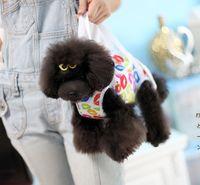 Wholesale Hot sale pets portable bag Pop dog backpack Fashion teddy pet bags Convenient pet supplies carriers