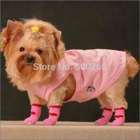 Wholesale Hot sales Cute Puppy Dogs Pet Knits Socks Anti Slip Skid Bottom Hot Sale Fashion