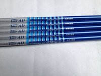 Wholesale Golf clubs shafts Tour AD Graphite shaft R S Top quality Golf irons shafts Size