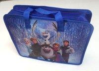 Wholesale Frozen Cartoon Bag Mochila Beach Bags Kids Bags Handbags Frozen Bag Children s Birthday Gift