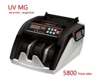 Wholesale Cash Counter currency count machine money counting machine cash counting machine bill counter MONEY COUNTER UV MG
