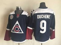 big mens apparel - Colorado Avalanche Matt Duchene Hockey Jerseys New Athletic Hockey Jerseys Mens Sports Jerseys Ice Hockey Apparel Uniform Big Discounts