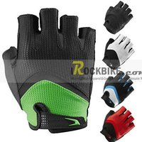 bg cycling gloves - New BG Gel half Finger Wiretap Gloves MTB ATV DH bike bicycle mountain bike cycling off road motocross racing gloves