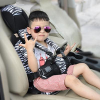Wholesale Cute Car Seats for Babies Unisex Portable Car Seat Five point Harness Toddler Car Seats Covers Suitable Age Years Old
