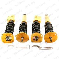Wholesale Suspension Coilover Shock Absorbers For Mazda RX7 Damper Car Accessories Golden Adjustable Hight Performance High Performance