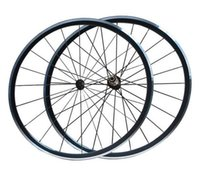aero wheels bicycle - Taiwan KinLin XR Clincher Cycling Wheels Road Bike Wheelset Alloy Bicycle Wheel Powerway R13 Hub Pillar or Mac cn494 Aero Spokes