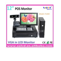 Wholesale 2014 new product inch led monitor with VGA for POS system DHL
