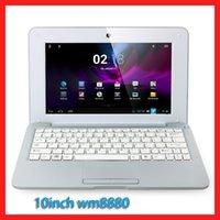 original laptops - Original Computer Laptops inch Android VIA Cortex A9 GHZ HDMI WIFI ROM MB RAM GB ROM Mini Netbook
