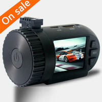 Wholesale Mini Size car dvr HD P Car Dash Cam Camera DVR G sensor Motion Detection degree GS608