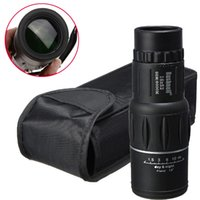 Wholesale 1PC Hot Selling Delicate x Dual Focus Zoom Optic Lens Armoring Monocular Telescope Big Eyepiece for Hunting Outdoor Travel SP03011