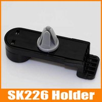 Wholesale New SK226 Portable Car Air Vent Mount Holder for Mobile Phone High Quality for cell phones with retail box