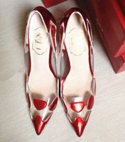 apricot for skin - Gold silver wedding bridal shoes new fashion lace Heels apricot flowers Bridal Shoes women s shoe for
