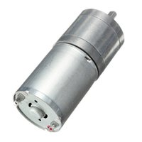 Wholesale New CE Certification V for DC RPM Powerful Torque Micro Speed Reduction Gear Box Motor Electric order lt no track