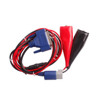 automotive repair specials - DEUTSCH pin Cable Special Red and Black Big Clip for DPA5 Scanner