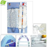 Wholesale 4pcs Set Home Necessary Bed Sheet Holder Quilt Cover Blanket Flexible Clip Fasteners Flat Bedding dandys