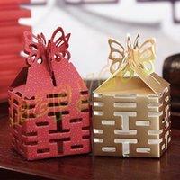 Cheap wedding candy box Best wedding bag