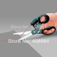 Wholesale scissors Sewing Fabric Laser Scissors Laser Guided Scissors Cut Straight Fast Accuracy