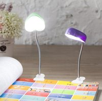 Wholesale New Multi colors Flexible Clip Style High Bright Led Book Reading Lamp For Computer Mini Led Clip Light