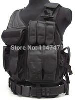 Wholesale US SWAT Have Duty Interceptor Tactical Vest Airsoft Tactical Molle Body Armor Combat Plates CS Vest Multicam Military Uniform