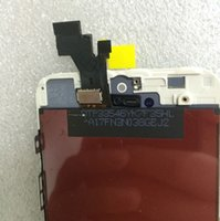 Cheap LCD Display Touch Screen Digitizer With Frame Assembly For iPhone 5S 5C 5 4 4S Replacement Repair Parts Free DHL 3
