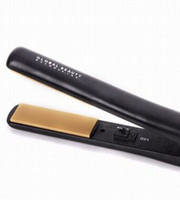 Prix ​​du fer à repasser Prix-Cheap price Classical BLACK Céramique Hairstyling Flat Iron avec Retail Box redresseur de cheveux noir rose éblouissement bleu Rose